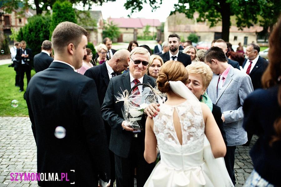 wesele palac konary