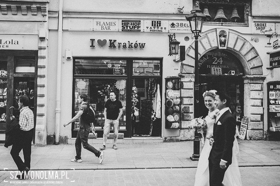 reportaz slubny krakow