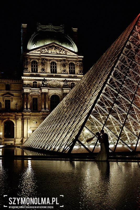 plener ślubny w paryżu