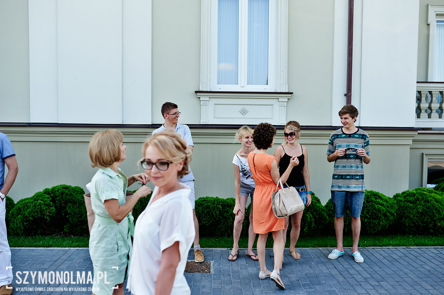 Ada i Maciek | Zdjęcia ślubne | Pałacyk w Otrębusach 2
