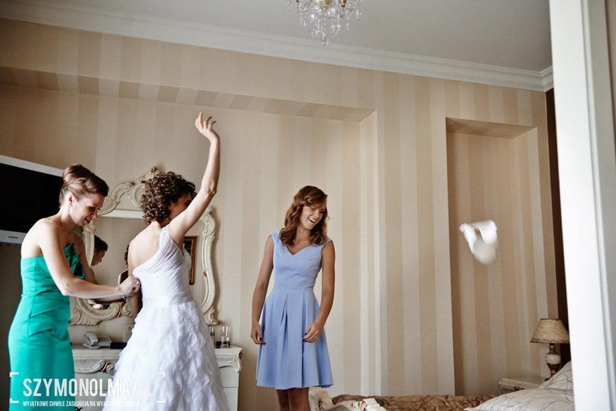Ada i Maciek | Zdjęcia ślubne | Pałacyk w Otrębusach 17