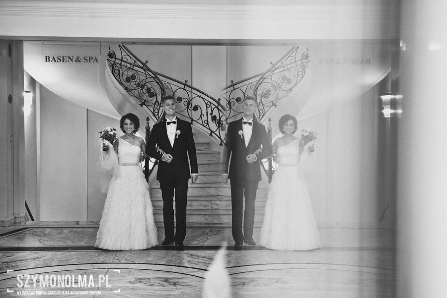 Ada i Maciek | Zdjęcia ślubne | Pałacyk w Otrębusach 26