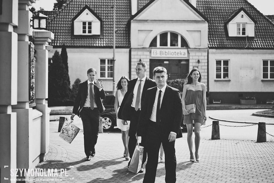 Ada i Maciek | Zdjęcia ślubne | Pałacyk w Otrębusach 29