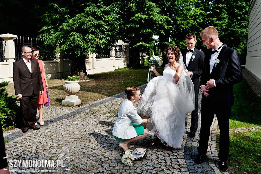 Ada i Maciek | Zdjęcia ślubne | Pałacyk w Otrębusach 32