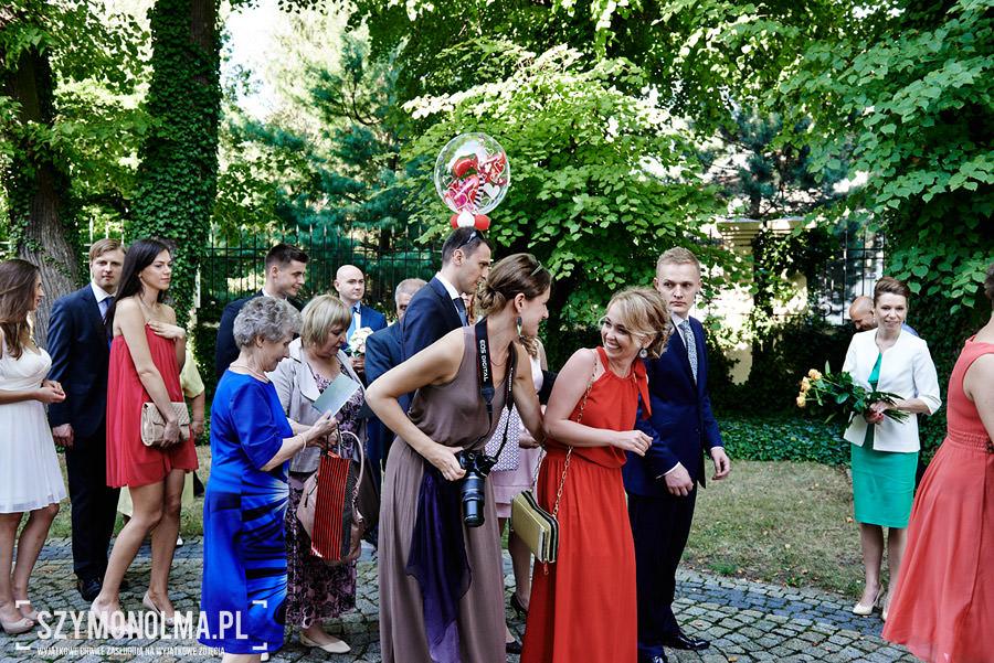 Ada i Maciek | Zdjęcia ślubne | Pałacyk w Otrębusach 54