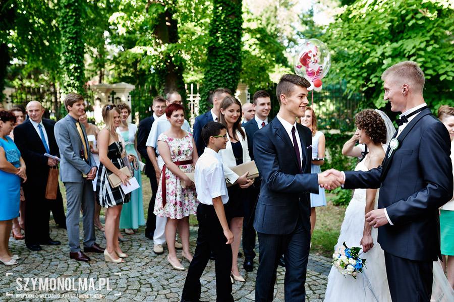 Ada i Maciek | Zdjęcia ślubne | Pałacyk w Otrębusach 56