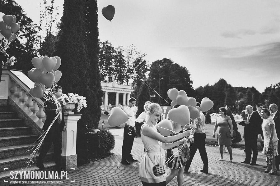 Ada i Maciek | Zdjęcia ślubne | Pałacyk w Otrębusach 61