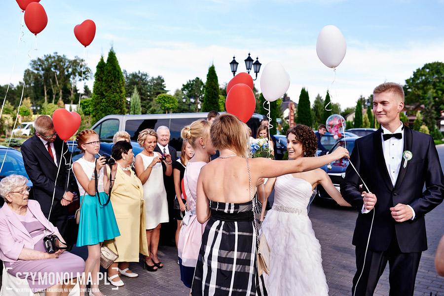 Ada i Maciek | Zdjęcia ślubne | Pałacyk w Otrębusach 64