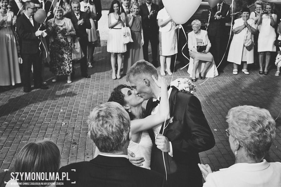 Ada i Maciek | Zdjęcia ślubne | Pałacyk w Otrębusach 65