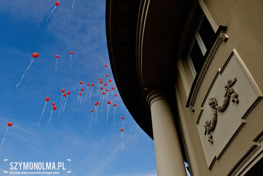Ada i Maciek | Zdjęcia ślubne | Pałacyk w Otrębusach 66