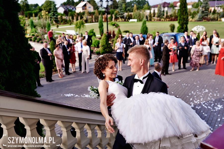 Ada i Maciek | Zdjęcia ślubne | Pałacyk w Otrębusach 68