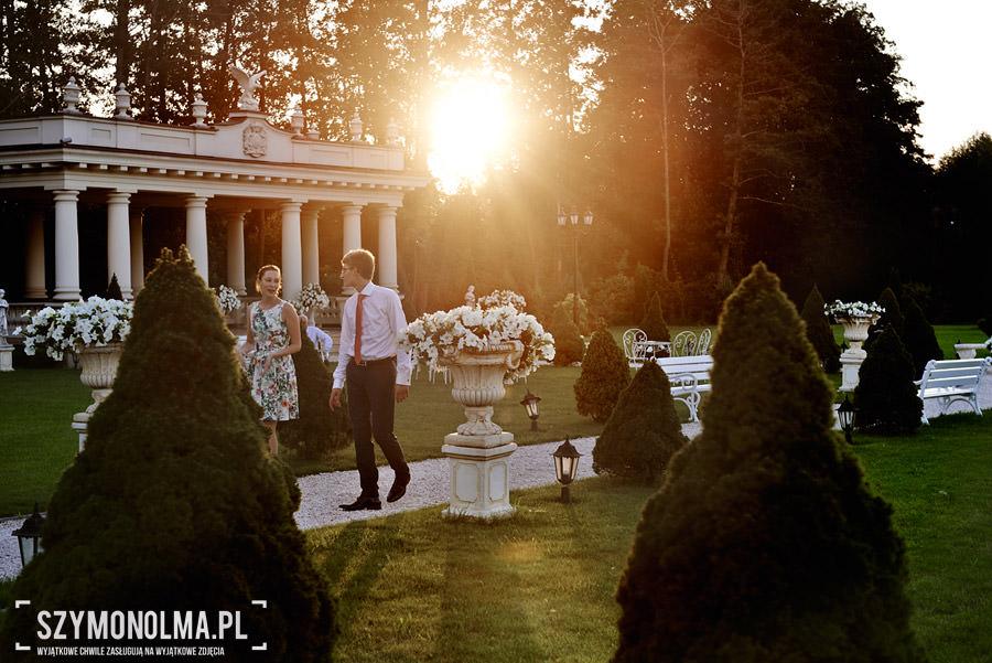 Ada i Maciek | Zdjęcia ślubne | Pałacyk w Otrębusach 73