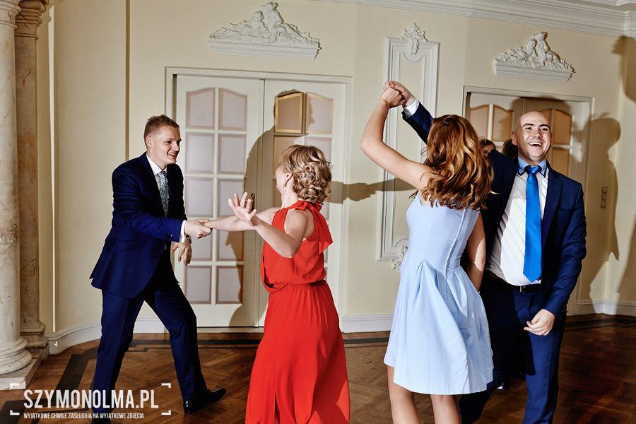 Ada i Maciek | Zdjęcia ślubne | Pałacyk w Otrębusach 88