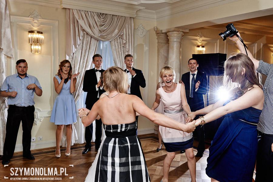 Ada i Maciek | Zdjęcia ślubne | Pałacyk w Otrębusach 89