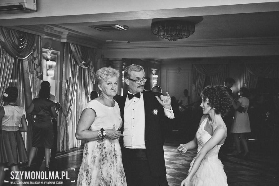 Ada i Maciek | Zdjęcia ślubne | Pałacyk w Otrębusach 90