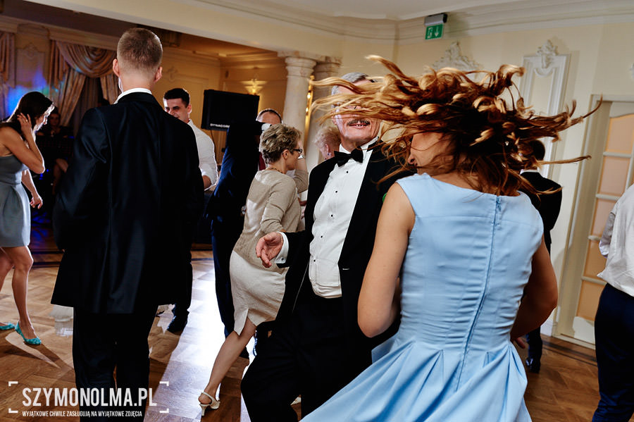 Ada i Maciek | Zdjęcia ślubne | Pałacyk w Otrębusach 115