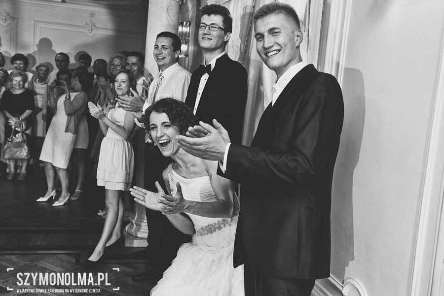 Ada i Maciek | Zdjęcia ślubne | Pałacyk w Otrębusach 116