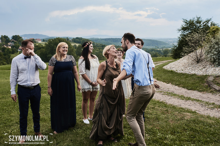 wesele dolina cedronu
