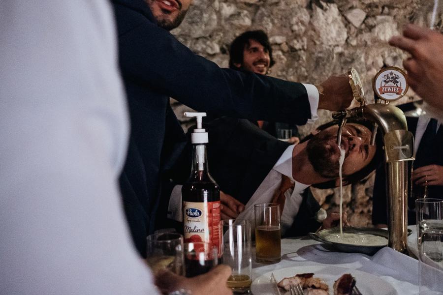 wesele szalone piwo