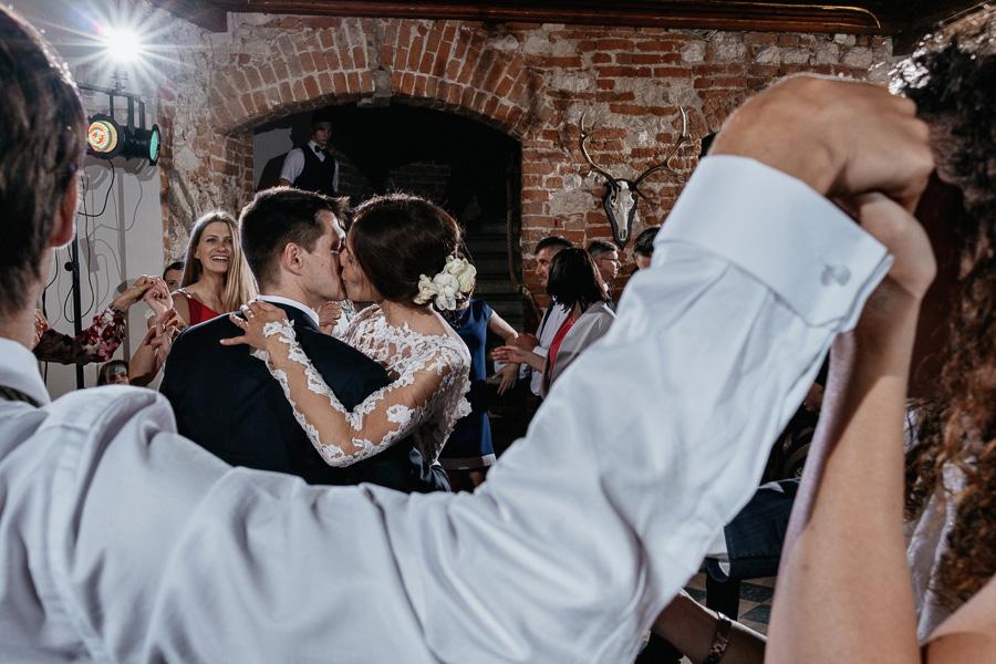 wesele zamek korzkiew