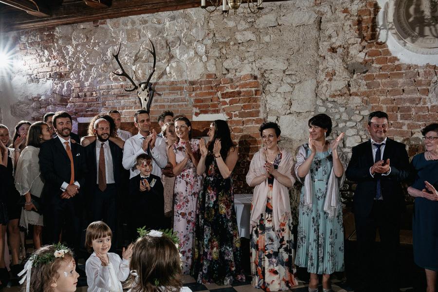 Beata i Edo | Wesele w Zamku Korzkiew 84