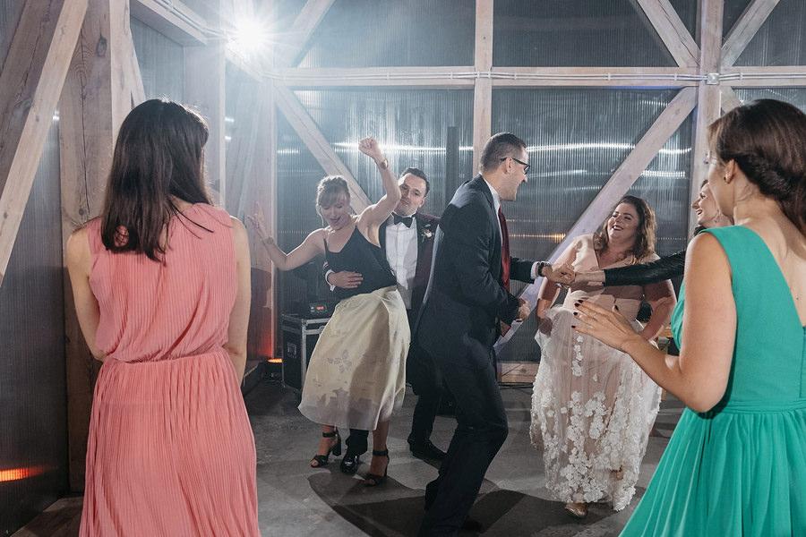 rustykalne wesele mazowieckie