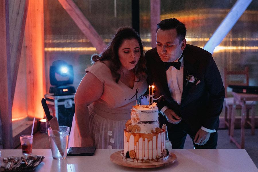 Rustykalne wesele w Stodole Wszystkich Świętych