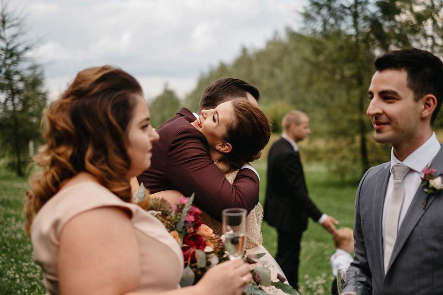 Kasia i Maciek | Rustykalne wesele w Stodole Wszystkich świętych 14