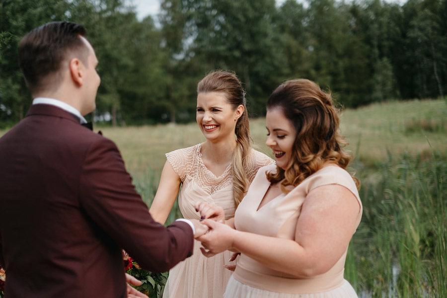 Kasia i Maciek | Rustykalne wesele w Stodole Wszystkich świętych 10