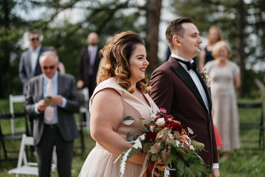 Ślub plenerowy w Oczyszczalni