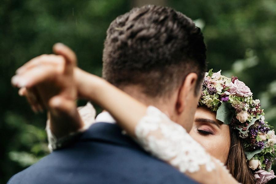Magda i Mateusz | Sesja Ślubna w Lesie 2