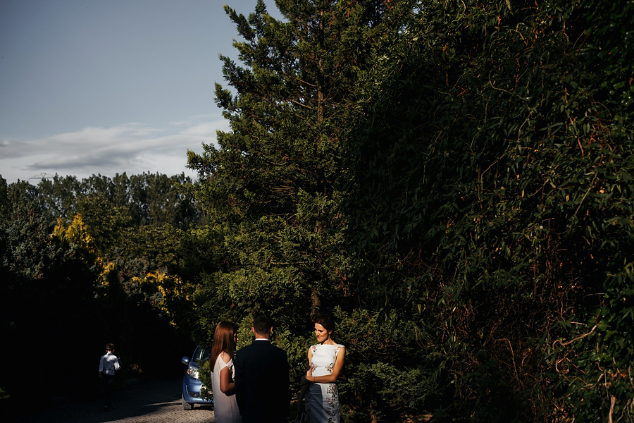 swiatlo wesele