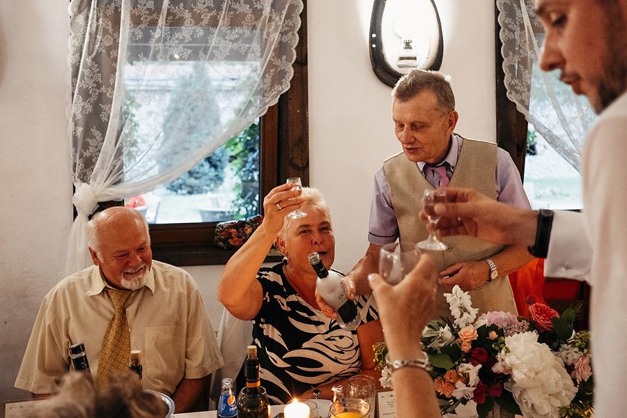 tomaszowice spichlerz wesele