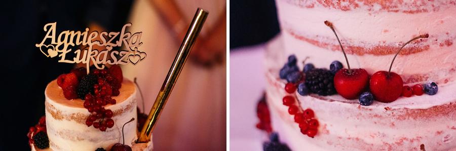 tomaszowice tort wesele