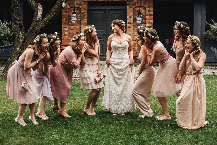 folwark białych bocianów rustykalne wesele