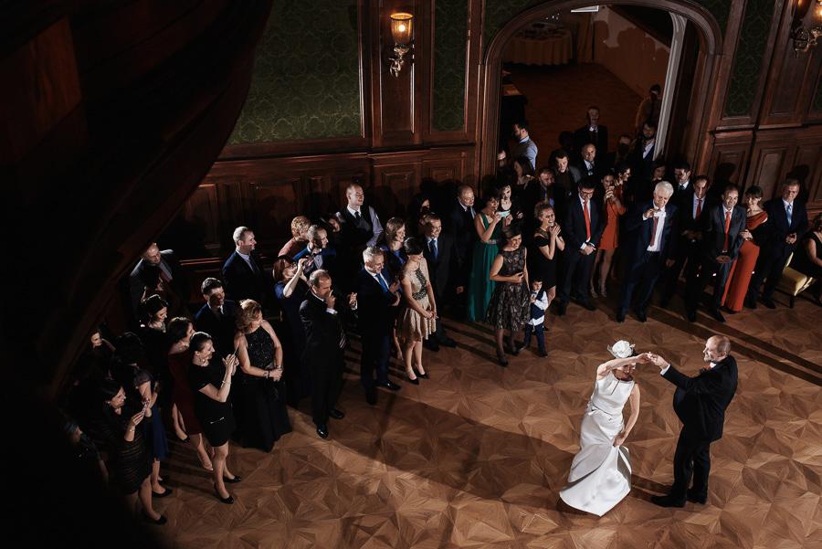 pałac goetzów pierwszy taniec