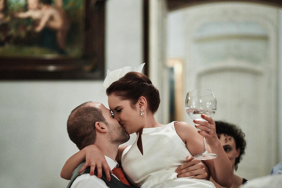 pałac goetzów pocałunek