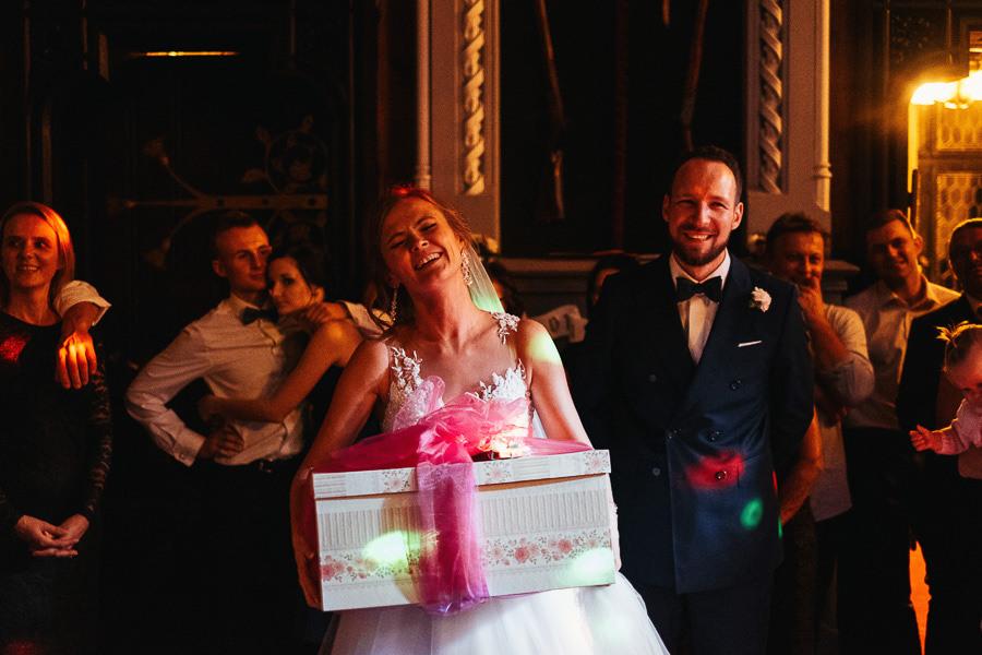 panna mloda prezent wesele