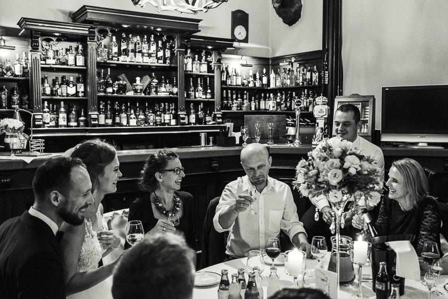 toast wesele promnice