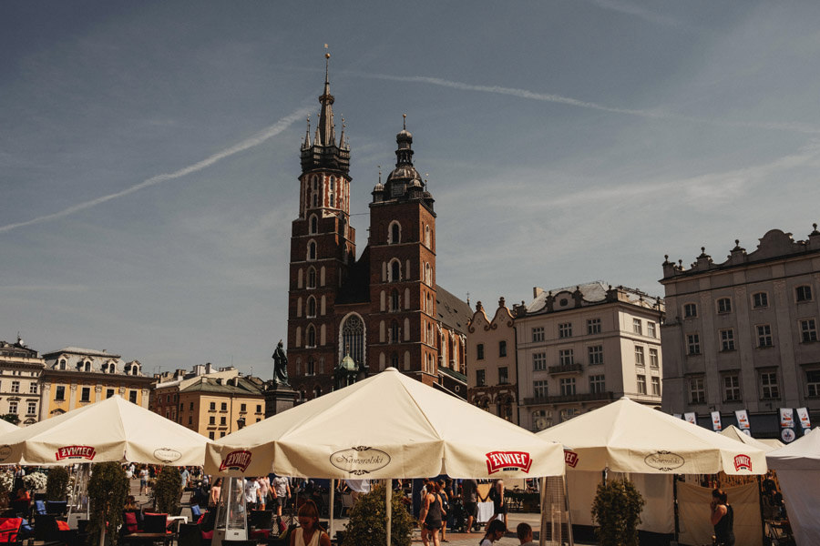 krakow rynek fotograf
