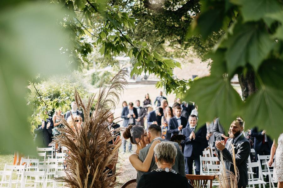 ceremonia w plenerze Jaslo