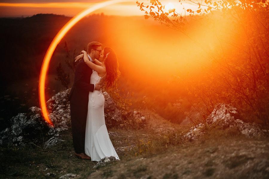plener ślubny w nowym sączu