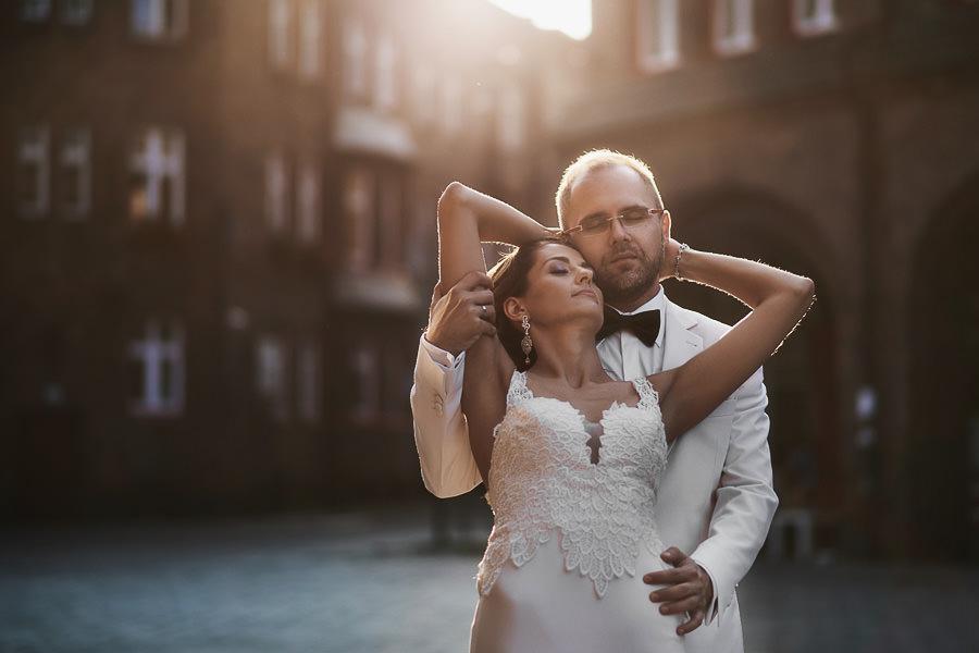 plener ślubny nikiszowiec