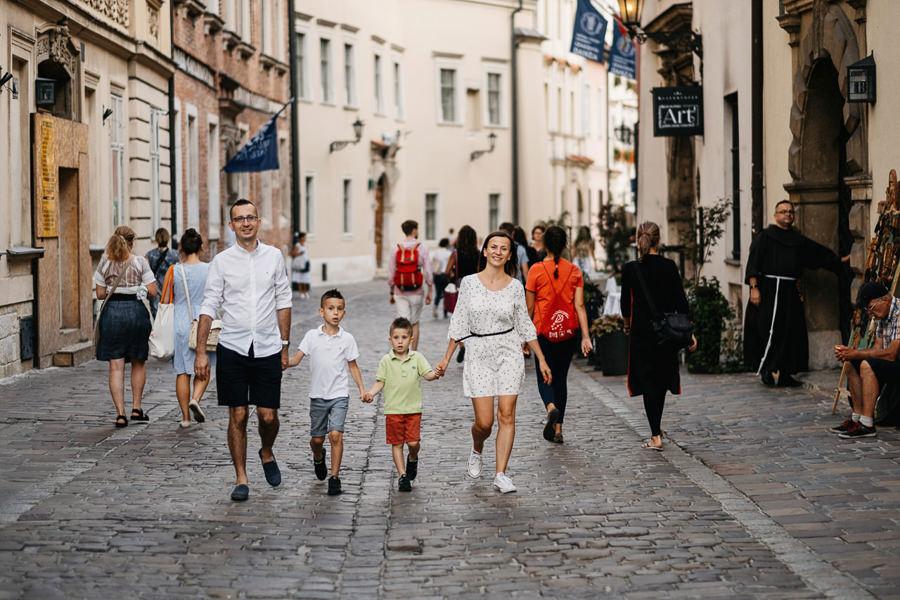 Sesja rodzinna Kraków - sposoby na udane zdjęcia 2