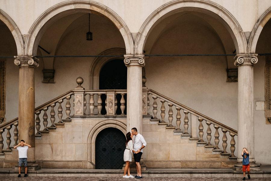 zdjęciowa sesja rodzinna Kraków