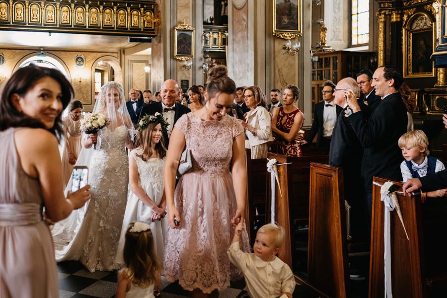 Ślub jednostronny ceremonia ślubna